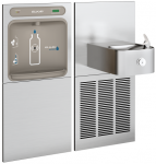 EZH2O Bottle Station & Soft Sides Single Fountain